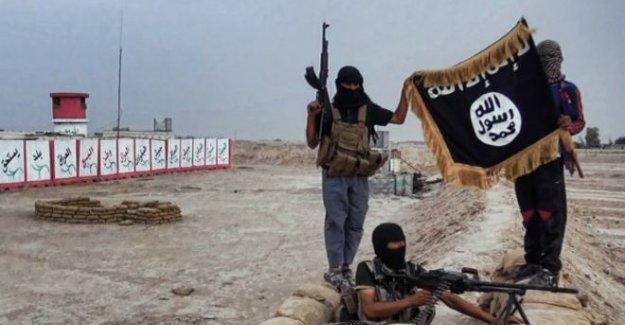 'IŞİD peşmergeye kimyasal silahla saldırdı'