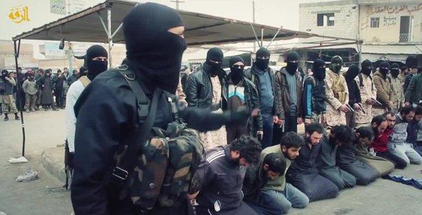 IŞİD, Rakka'da yine katliam yaptı