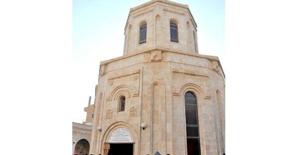 IŞİD soykırım anısına yapılan kiliseyi yıktı