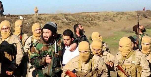 IŞİD'in esir aldığı pilotun babası konuştu