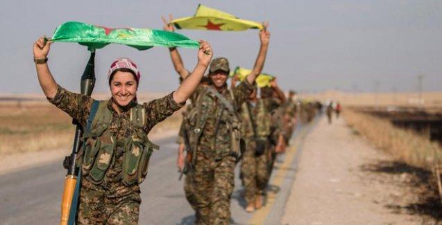 'IŞİD tarafından Tel Ebyad'dan kovulduğunda sesini çıkarmayanlar şimdi bölgeyi YPG'den kurtarma çağrısı yapıyor'