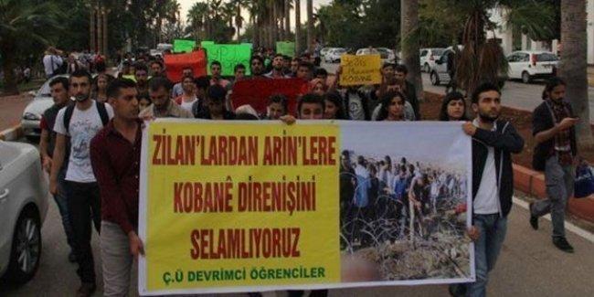 IŞİD ve AKP protestosuna katılan öğrencilere  17'şer yıl hapis istemi