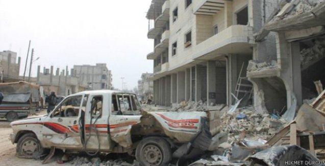 Kobani'nin yeniden inşası için yardım çağrısı