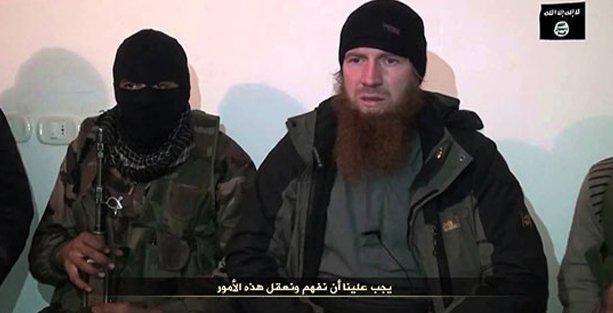 IŞİD'in Çeçen komutanı öldürüldü iddiası
