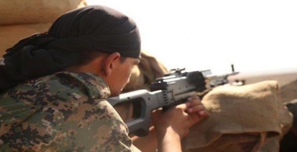 IŞİD'in Cezaa karargâhı YPG'nin eline geçti