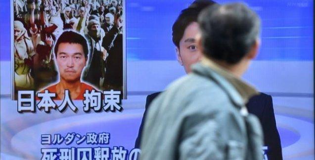 IŞİD'in elindeki Japon rehine: 24 saatim kaldı