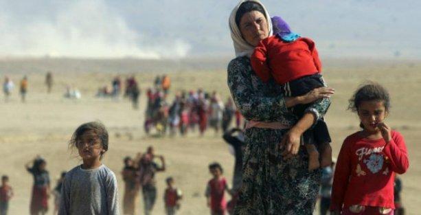 IŞİD'in kaçırdığı 234 Ezidi serbest