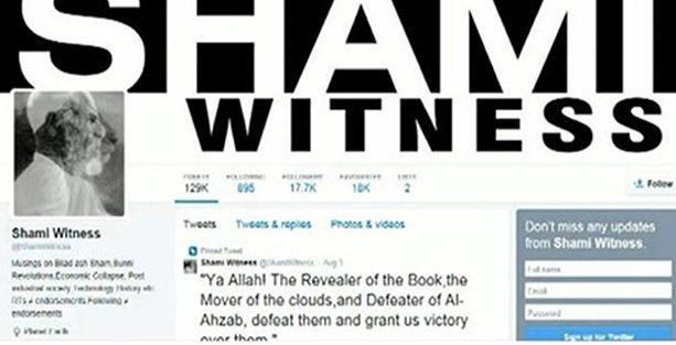 IŞİD'in Twitter trolünün kimliği deşifre edildi