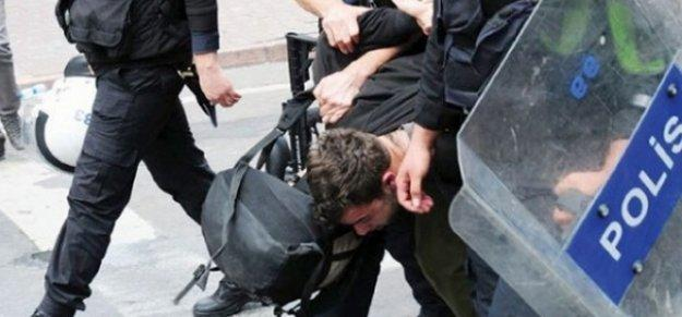 İşkenceci polis sayısını öğrenmek isteyene bilgi yok, 835 lira masraf var!