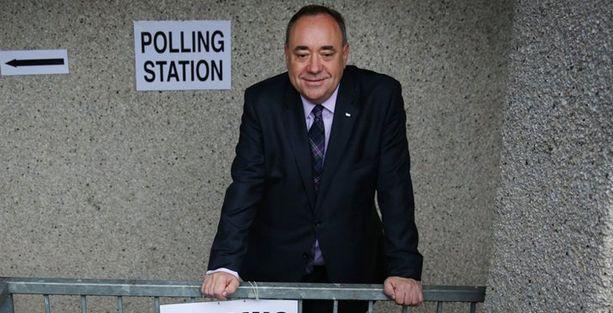 İskoçya başbakanı istifa ediyor