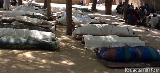 İslamcı şiddet Nijerya'da onlarca can aldı
