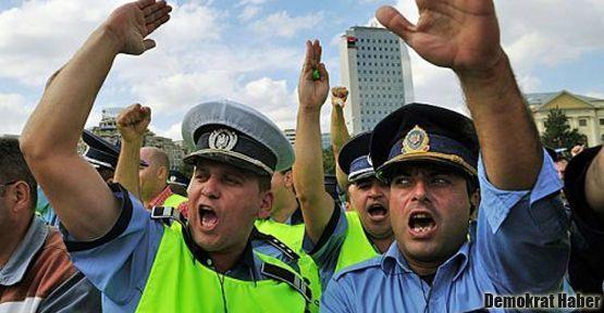 İspanya'da toplu taşıma çalışanları grevde