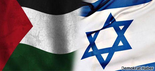 İsrail barış görüşmelerini durdurdu