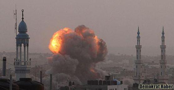 İsrail-Gazze çatışması sürüyor