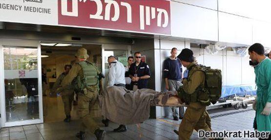 İsrail'den ÖSO militanları için hastane
