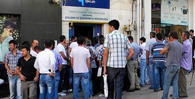 İşsizlik bir yılda 5 kat arttı, İş arayanların sayısı 1.9 milyonla rekor seviyede