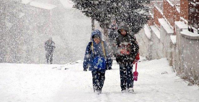 İstanbul'da okullar yarın da tatil mi?