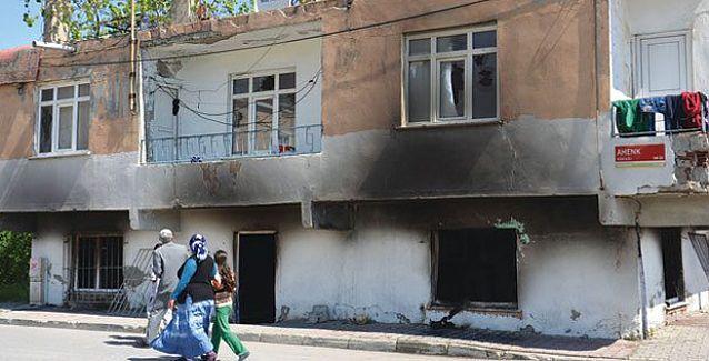 İstanbul'da Suriyelilere saldırı: Dükkanları yakılıp kurşunlandı!
