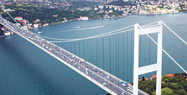İstanbul köprüleri para basıyor
