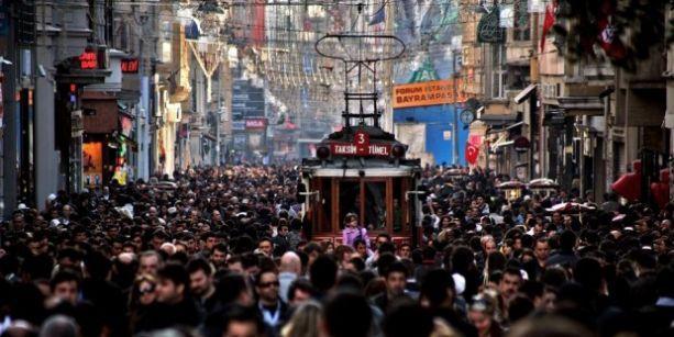 İstanbul nüfusta 130 ülkeyi geçti