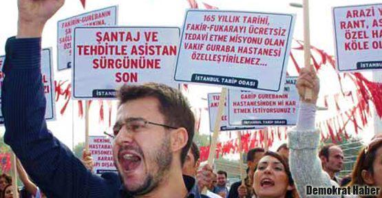 İstanbul Tabip Odası'nda seçim var