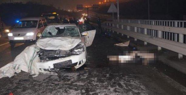 İstanbul TEM'de kağıt toplayan 3 kadın emekçi hayatını kaybetti