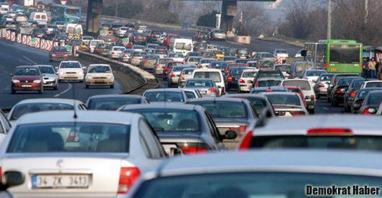 İstanbul trafiğine geciken müdahale