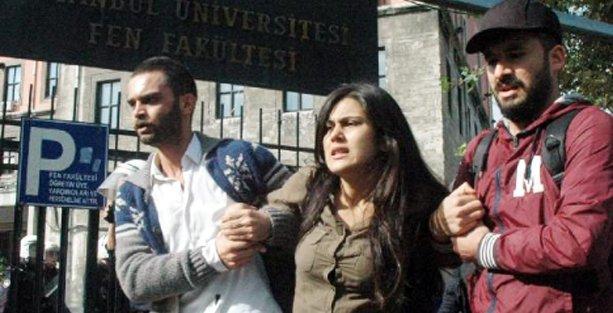 İstanbul Üniversitesi'nde IŞİD gerginliği: 28 öğrenci gözaltında