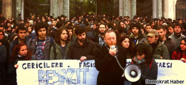 İstanbul Üniversitesi'nde saldırı, gözaltı ve tepki