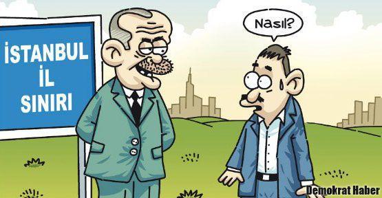 İstanbul'a cami projeleri Penguen'de