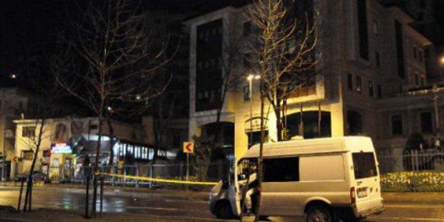 İstanbul'da AKP İl Başkanlığı Binası'na silahlı saldırı