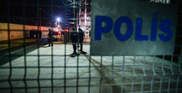 İstanbul'daki matbaaya yargısız baskın