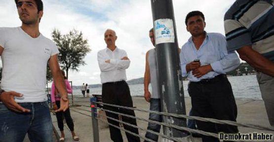 İstanbul'un göbeğinde skandal ölüm!