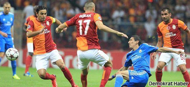 İşte Galatasaray'ın muhtemel 11'i