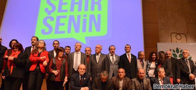 İşte HDP'nin belediye başkan adayları