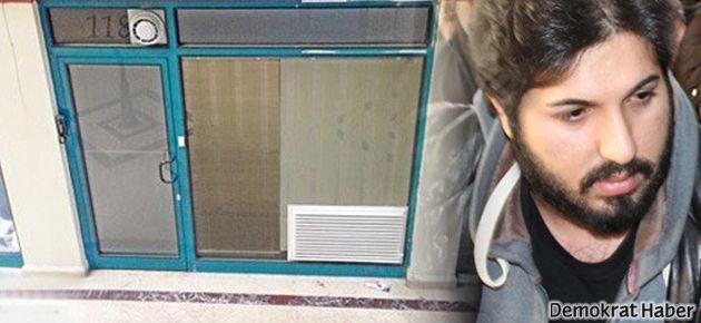 İşte Zarrab'ın para transferini gerçekleştirdiği ofis