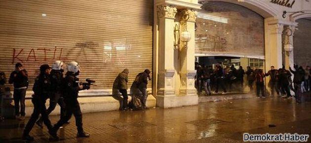 İstiklal'deki polis saldırısında homofobik taciz!