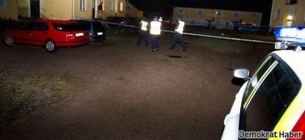 İsveç polisi bir ilticacıyı öldürdü