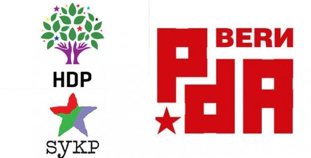 İsviçre Emek Partisi: HDP sadece barajı aşmadı, AKP'yi kendi sınırlarına hapsetti