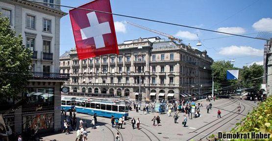 İsviçre'de 'ırkçı yasa revizyonu' referanduma gidiyor