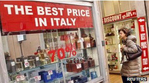 İtalya'da ekonomik kriz derinleşiyor