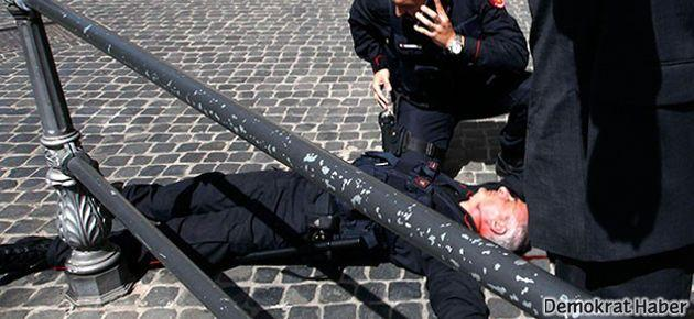 İtalya'da hükümetin yemini sırasında silahlı saldırı