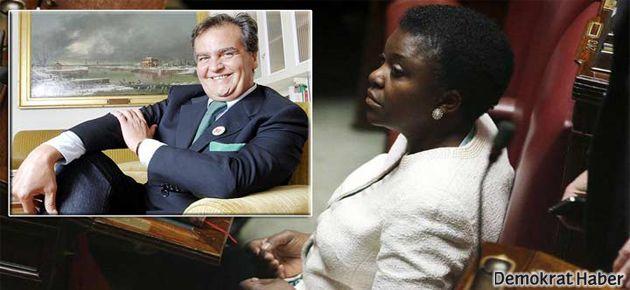 İtalya'da ırkçılık skandalı!