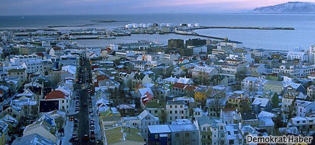 İzlanda AB üyeliğinden vazgeçti