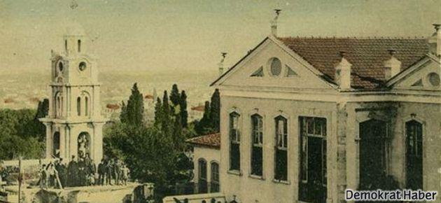 İzmir yangınında ziyafet