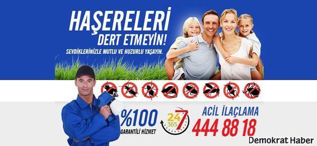 İzmir'de ilaçlama firmaları