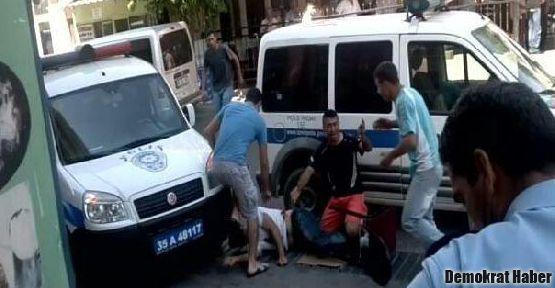 İzmir'de polis dehşeti: 3 yaralı 1 ölü