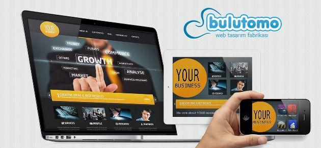 İzmir'in web işlerine Bulutomo bakıyor!
