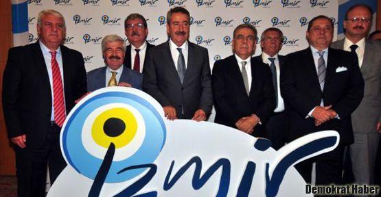 İzmir'in yeni logosuna nazar değmeyecek