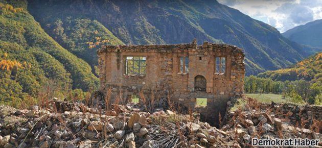 Jandarmadan köy boşaltma yanıtı: Kendileri gittiler